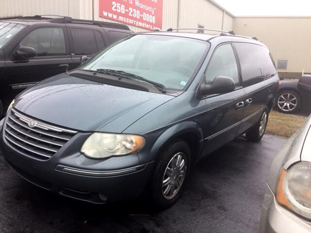2005 Chrysler Town & Country Limited