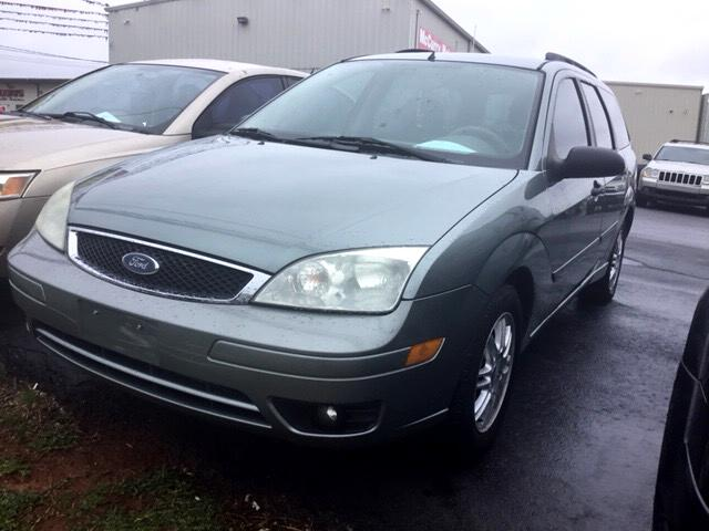 2006 Ford Focus Wagon ZXW SES
