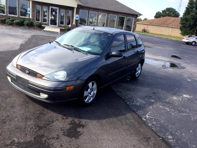 2004 Ford Focus ZX5 Comfort