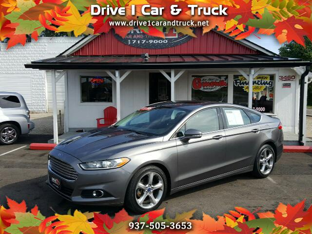 2013 Ford Fusion Sport w/EcoBoost