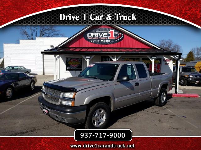 2005 Chevrolet Silverado 1500 Z71 Ext. Cab Short Bed 4WD
