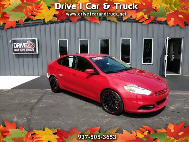 2013 Dodge Dart AERO TURBO