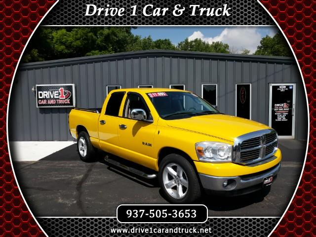 2008 Dodge Ram 1500 QUAD CAB 'LONESTAR' 2WD