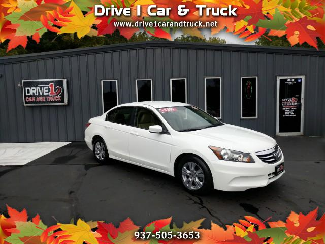 2011 Honda Accord SE Sedan AT