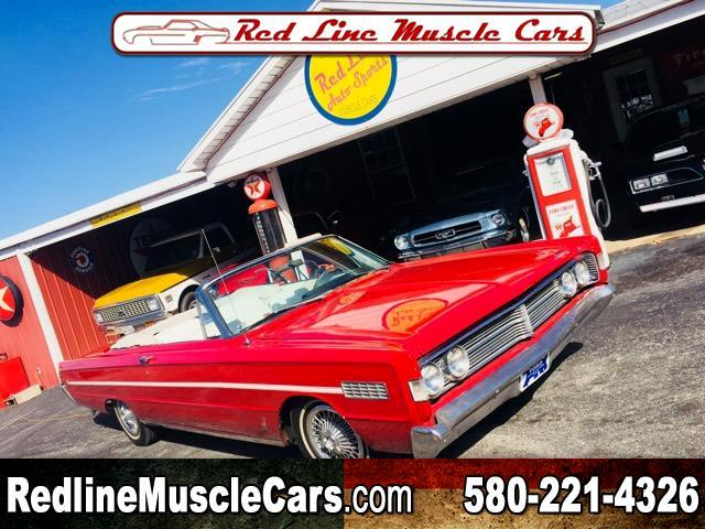 1966 Mercury Convertible