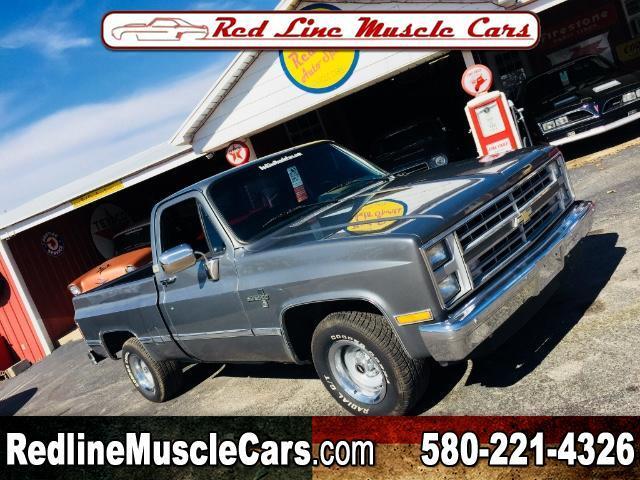 1987 Chevrolet R10 Regular Cab 2WD