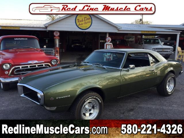 1968 Pontiac Firebird Coupe
