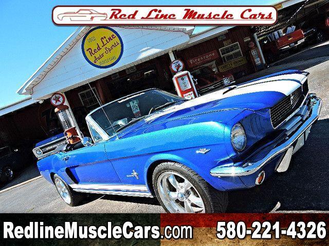 1966 Ford Mustang Cobra