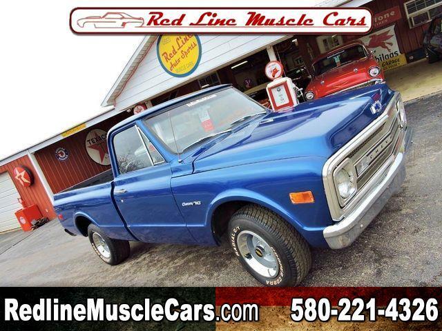 1969 Chevrolet C10 Base