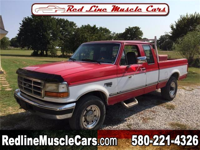 1997 Ford F-250 HD XL SuperCab 2WD