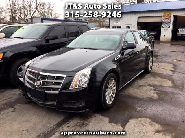 2010 Cadillac CTS 3.0L Base AWD