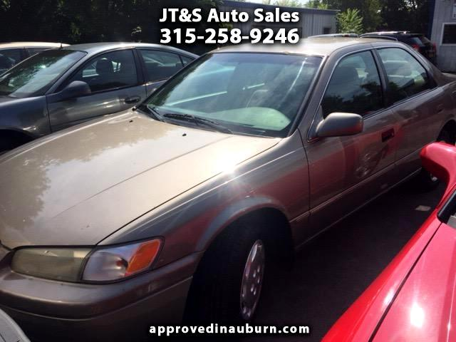 1997 Toyota Camry XLE 5-Spd AT
