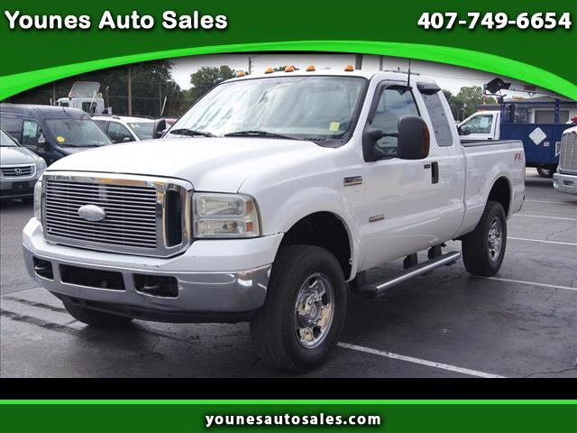 2007 Ford F-250 SD XLT SuperCab 2WD