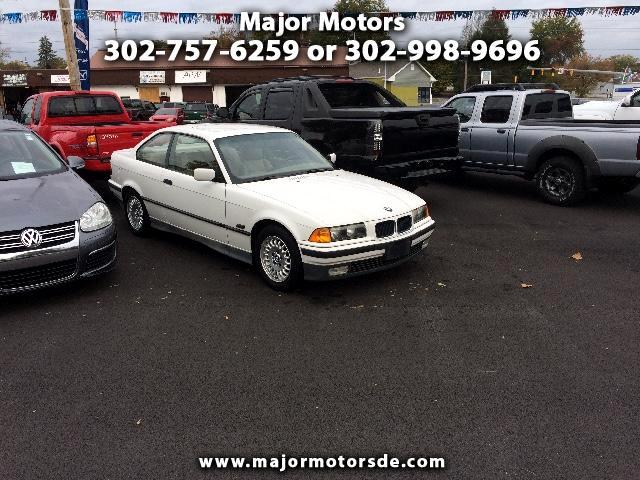 1995 BMW 3-Series 325is