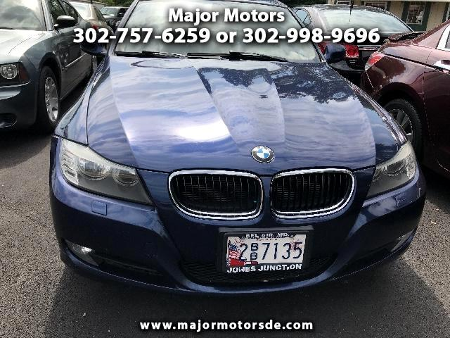 2011 BMW 3-Series 328i xDrive Sedan SULEV