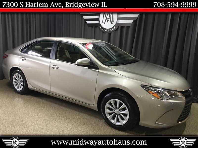 Pre-Owned 2015 Toyota Camry 4dr Sedan LE Auto
