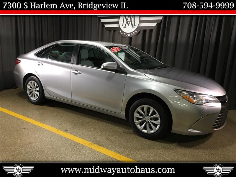 Pre-Owned 2015 Toyota Camry 4dr Sdn LE Auto (Natl)