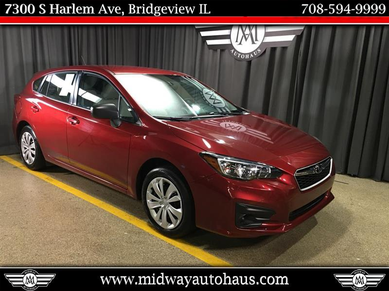 Pre-Owned 2017 Subaru Impreza 2.0i 5-door CVT