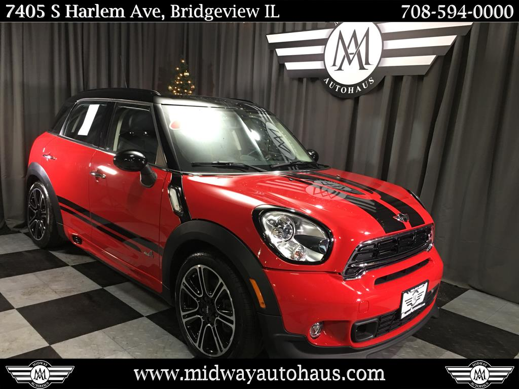 Pre-Owned 2015 MINI Cooper Countryman ALL4 4dr S