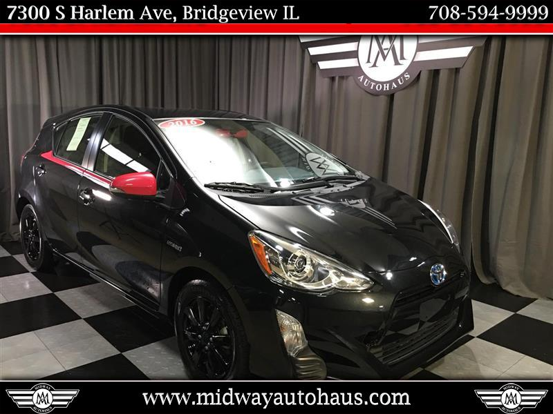 Pre-Owned 2016 Toyota Prius c 5dr HB One (Natl)