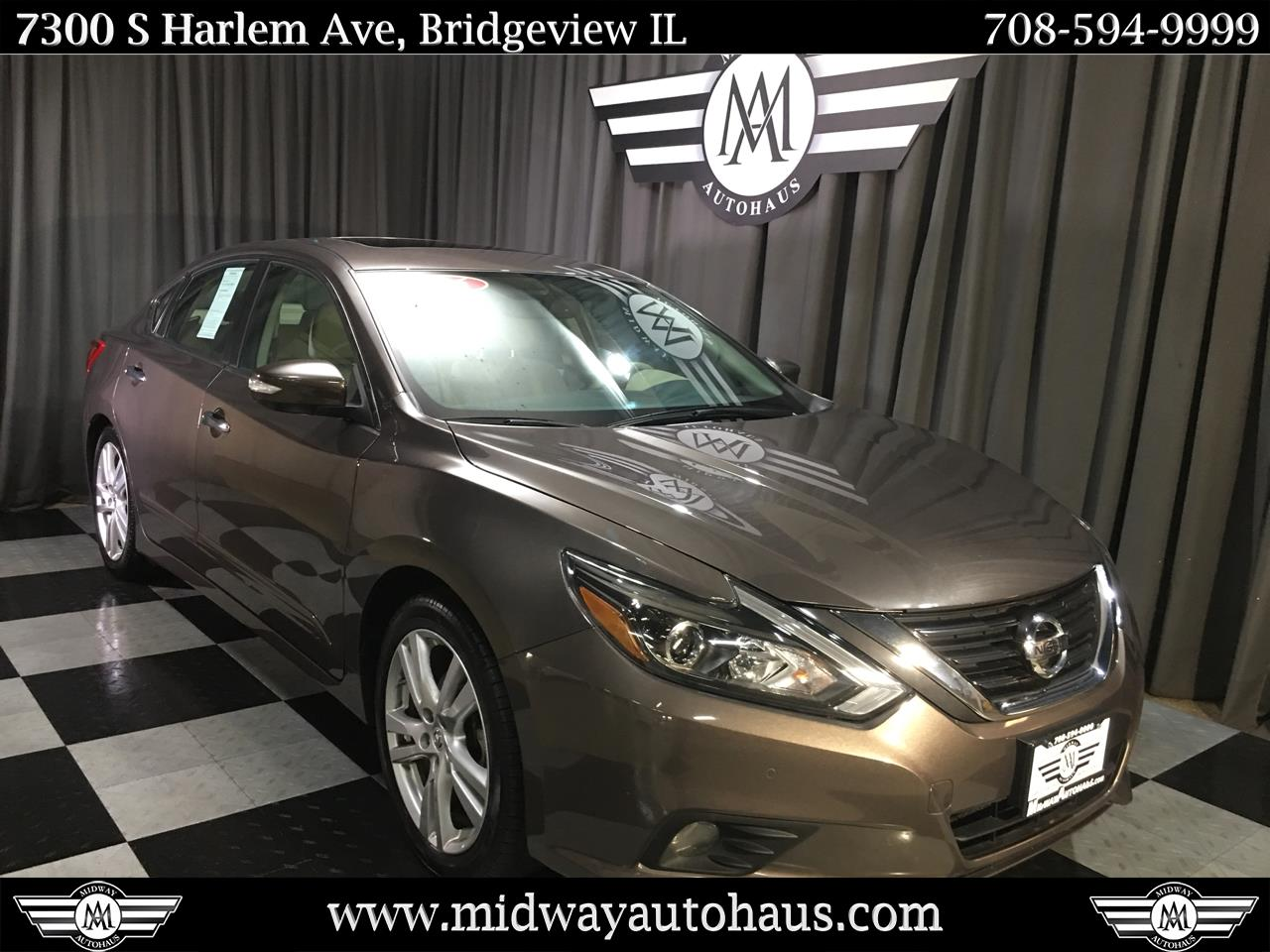 Pre-Owned 2016 Nissan Altima 4dr Sdn V6 3.5 SL *Ltd Avail*