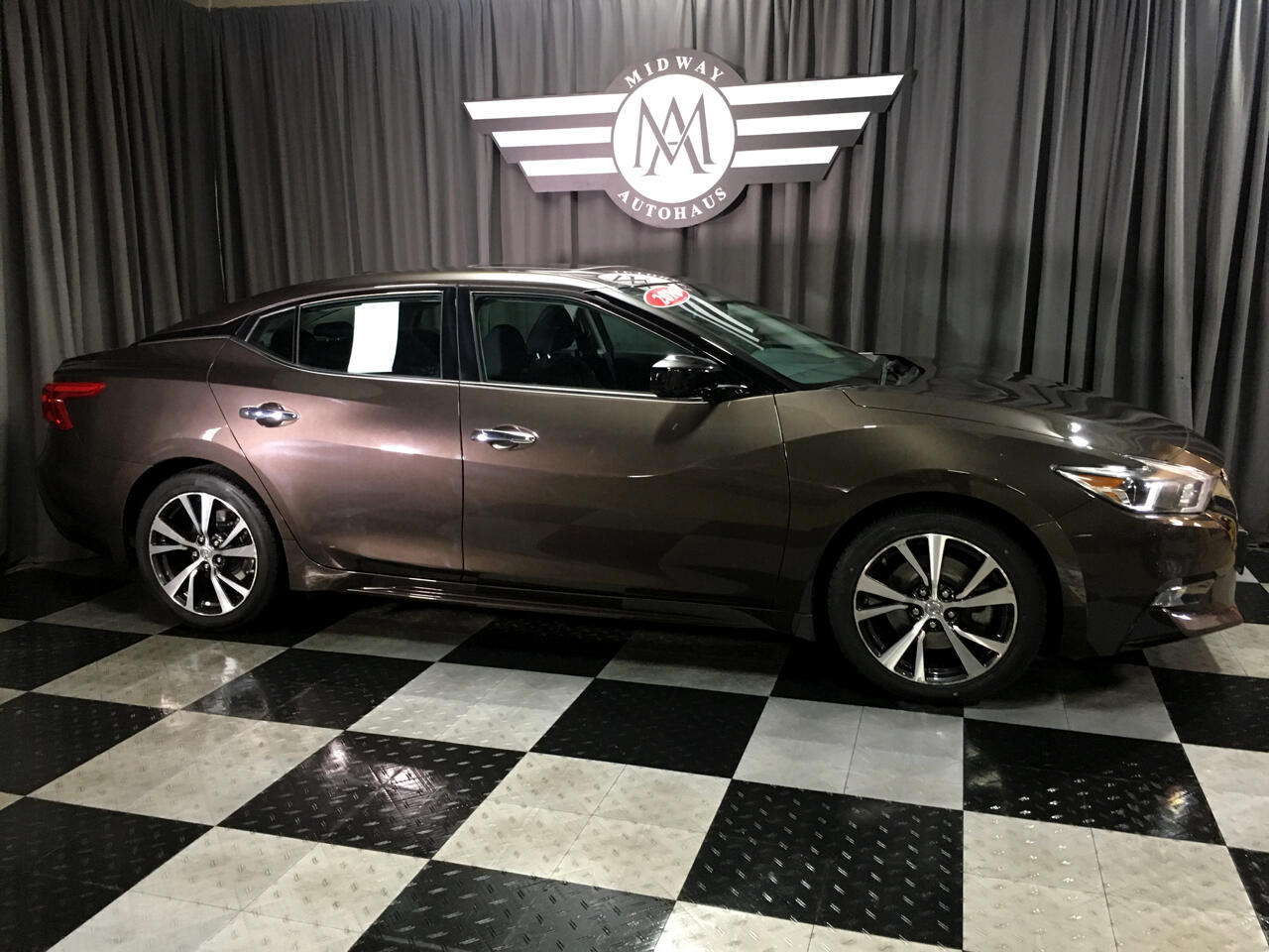 Pre-Owned 2016 Nissan Maxima 4dr Sdn 3.5 S