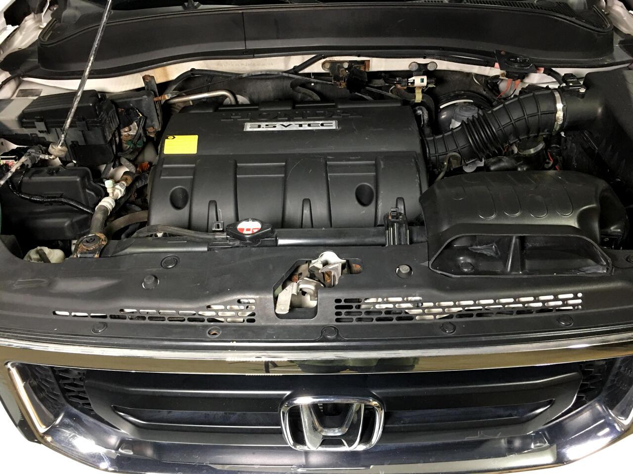 Pre-Owned 2010 Honda Ridgeline 4WD Crew Cab RT