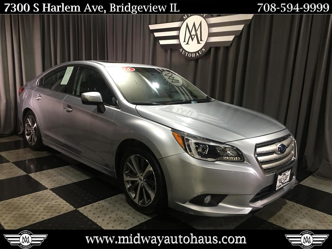 Pre-Owned 2016 Subaru Legacy 4dr Sdn 2.5i Limited PZEV