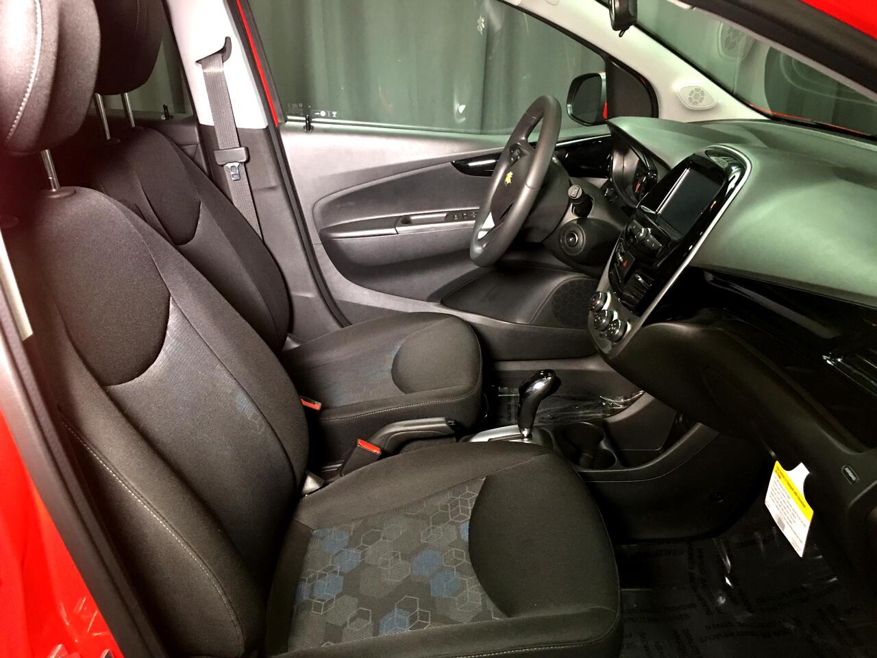 Pre-Owned 2016 Chevrolet Spark 5dr HB CVT LT w/1LT