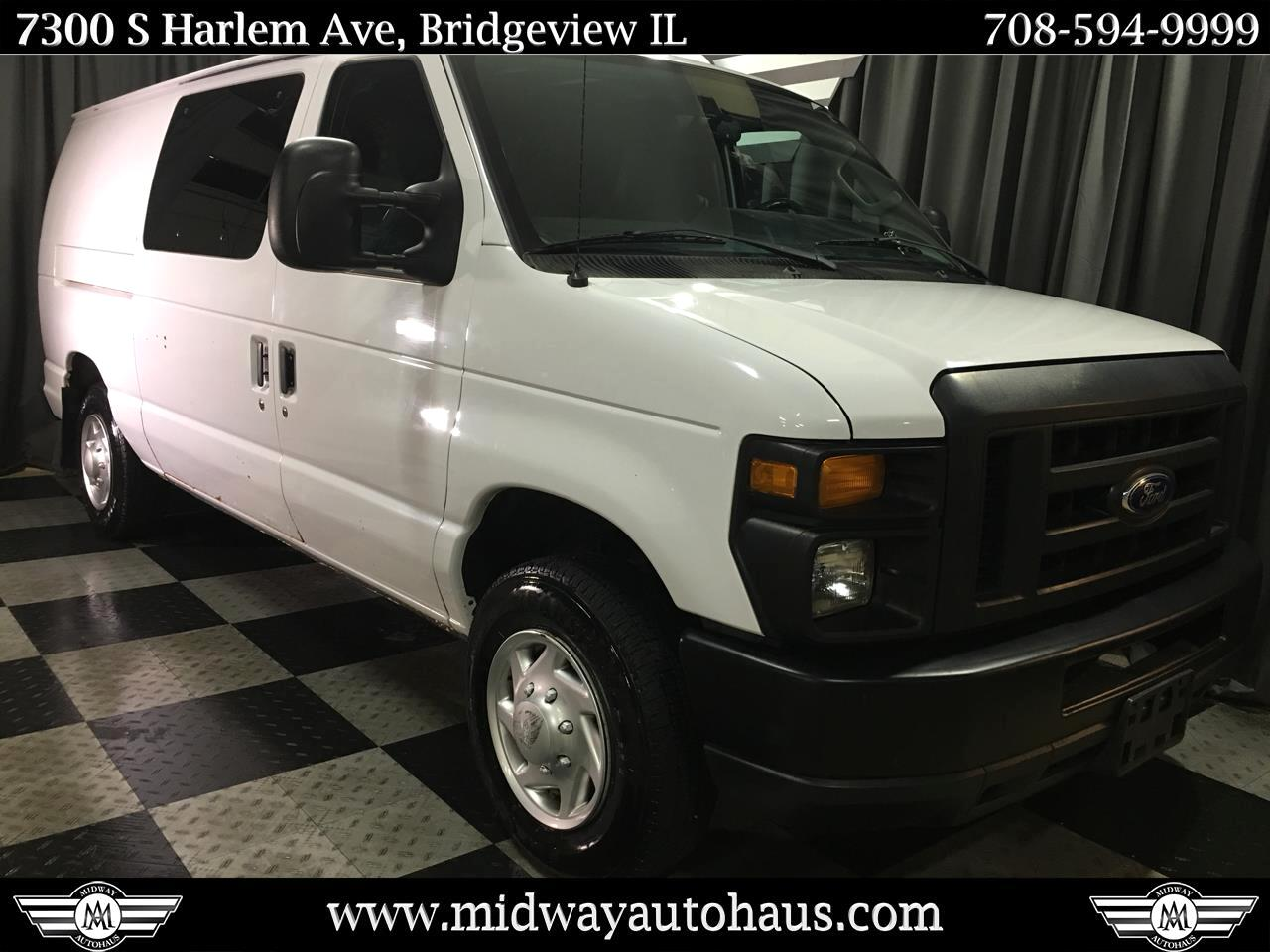 Pre-Owned 2012 Ford Econoline E-150 Commercial