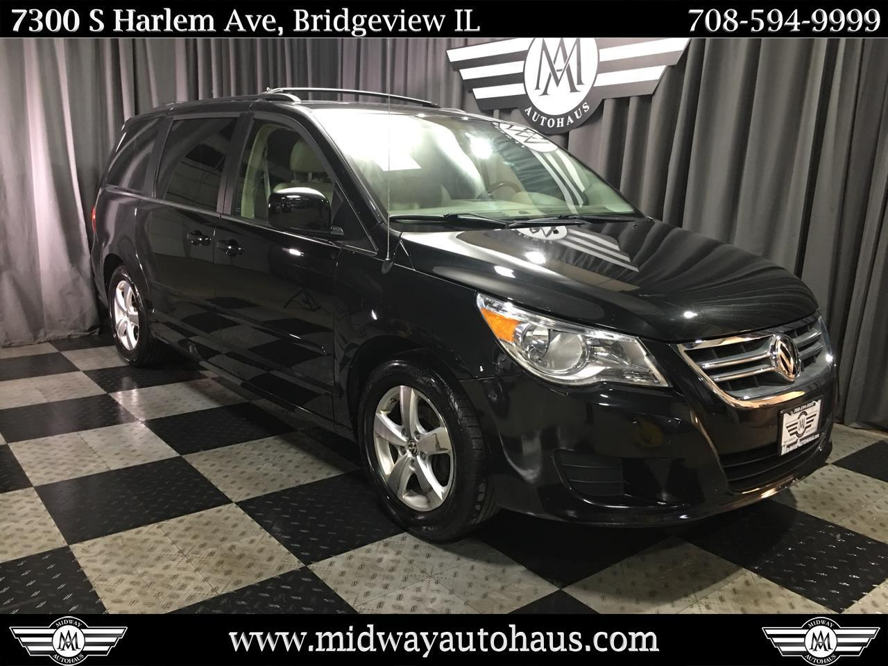 Pre-Owned 2009 Volkswagen Routan 4dr Wgn SEL