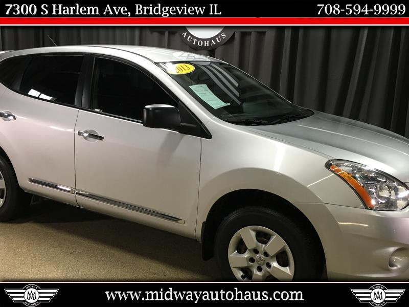 Pre-Owned 2013 Nissan Rogue S 2WD