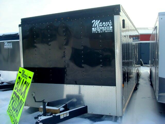 2013 Car Mate Trailer 8.5'X24' Enclosed