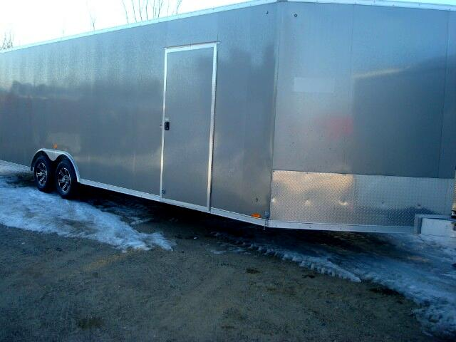 2019 Cargo Express Enclosed Trailer 8.5'X33' All Aluminum