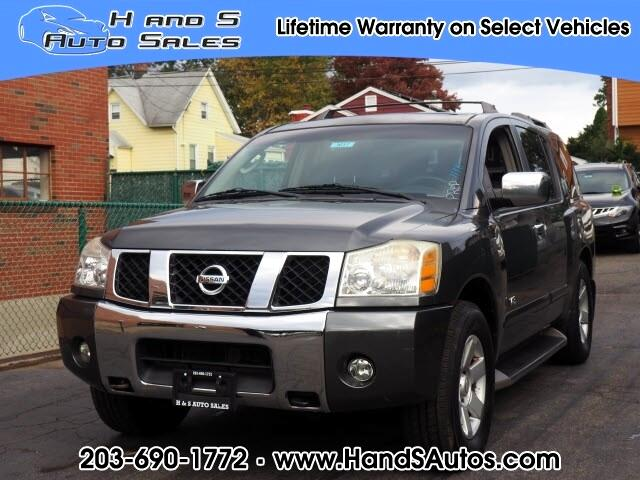 2005 Nissan Armada LE 4WD