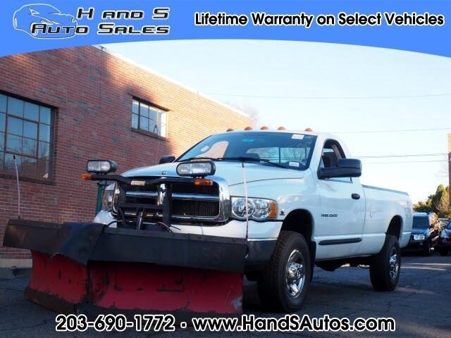 2005 Dodge Ram 2500 Laramie Long Bed 4WD