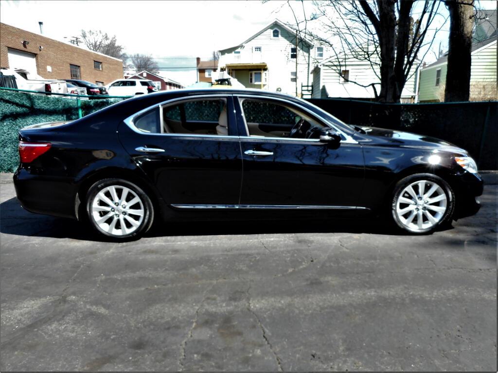 2011 Lexus LS 460 Luxury Sedan AWD