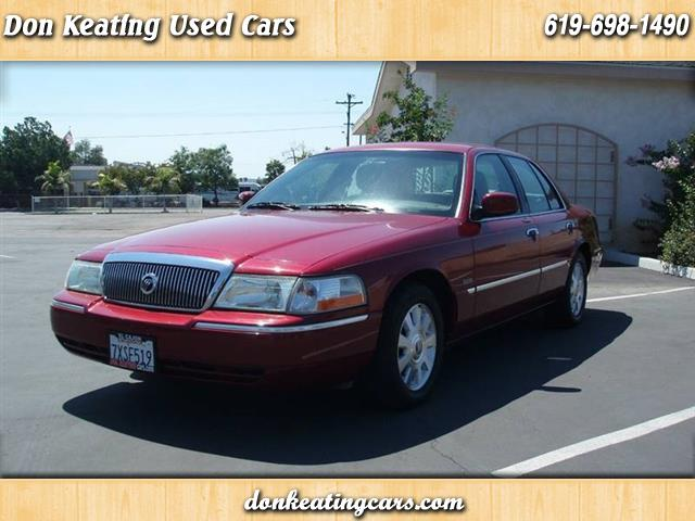 2003 Mercury Grand Marquis LS Ultimate