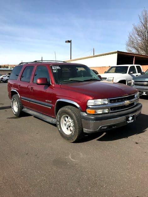 2001 Chevrolet Tahoe 4WD