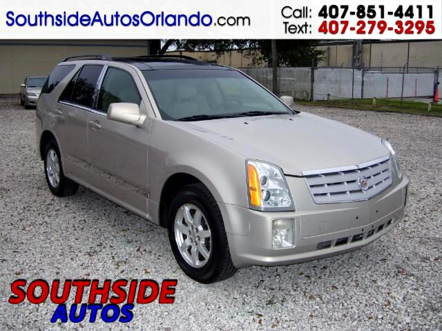 2007 Cadillac SRX Luxury Package with Ultraview Plus