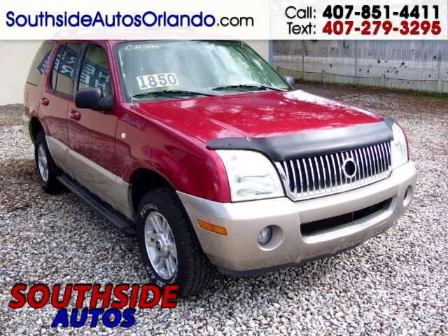 2004 Mercury Mountaineer Convenience 4.0L 2WD