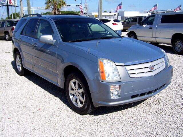 2007 Cadillac SRX Luxury Collection with Ultraview