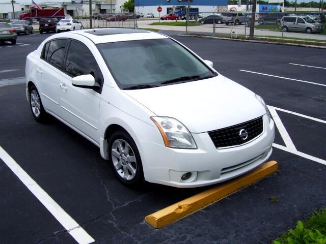 2009 Nissan Sentra FE+ S