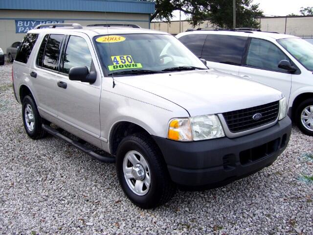 2003 Ford Explorer XLS 4.0L 2WD