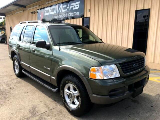 2002 Ford Explorer XLT 4WD