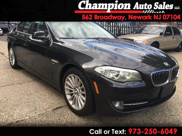 2012 BMW 5-Series 535i xDrive