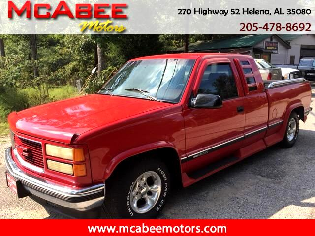 1995 GMC Sierra C/K 1500 Club Coupe 6.5-ft. Bed 2WD