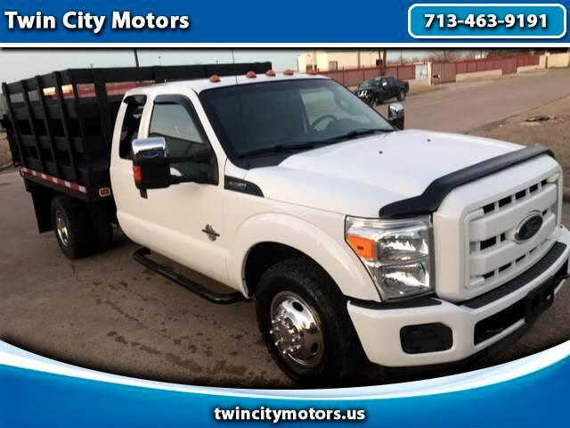 2014 Ford F-350 SD XL SuperCab Long Bed DRW 2WD