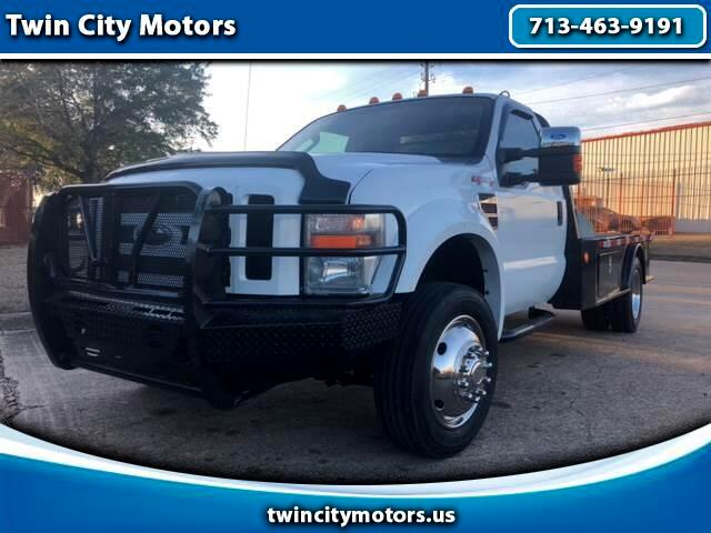 2009 Ford F-450 SD Regular Cab 4WD DRW