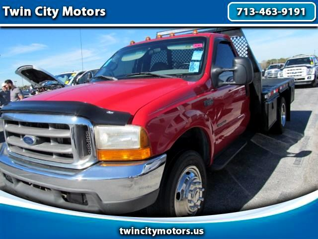 1999 Ford F-550 DRW 2WD